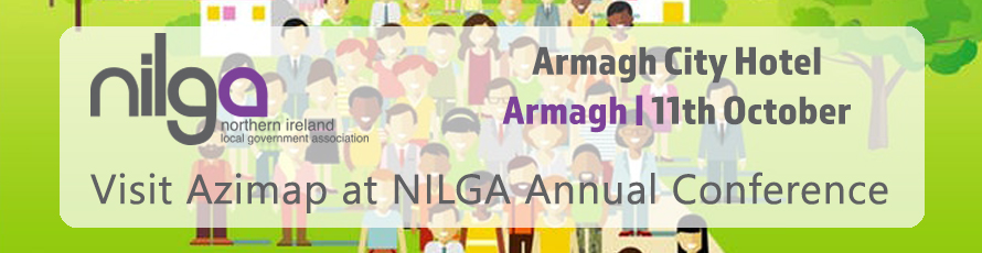 Visit Azimap at the NILGA Annual Conference 2018