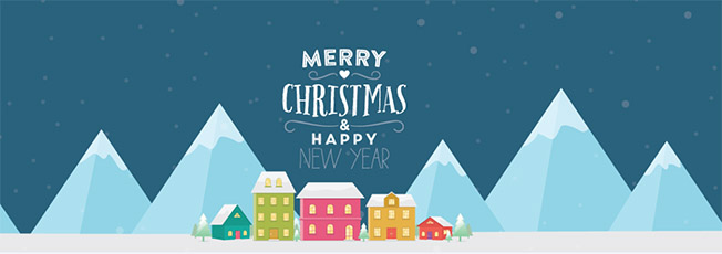 Merry Christmas and Happy New Year from Azimap