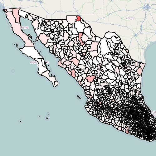 Homicides in Mexico