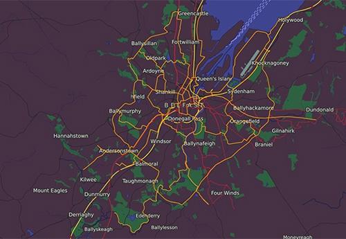 Draft Belfast Bicycle Network