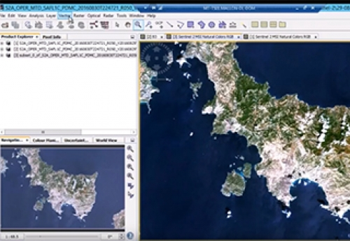 Getting started with Sentinel-2