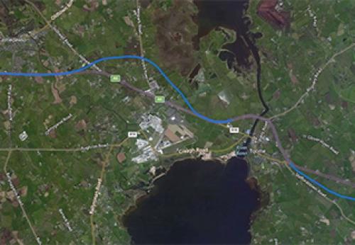 A6 Randalstown to Castledawson Dualling Scheme