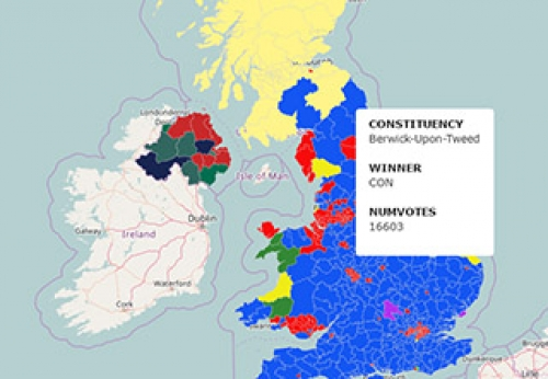 Create A Predominance Map