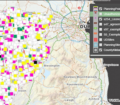 Kildare County Council Launch GIS Planning Portal