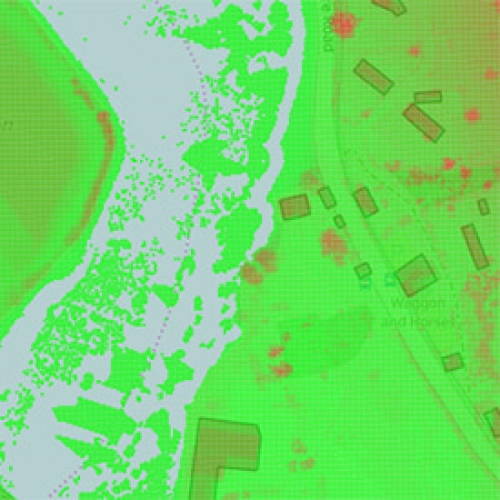 Raster Support Web GIS