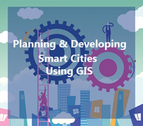Planning and developing smart cities using GIS