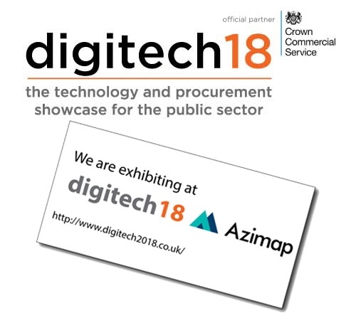 Visit Azimap at Digitech18