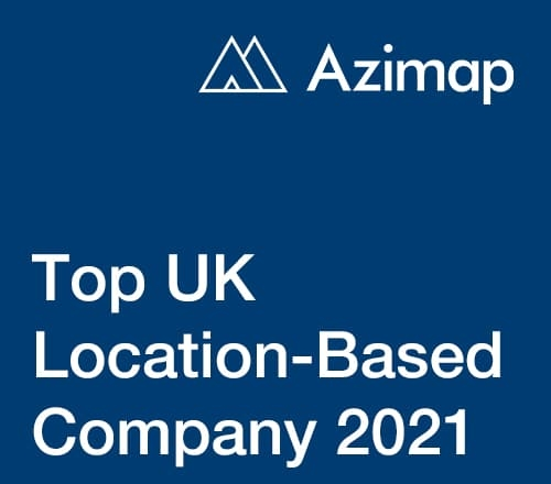 Azimap Nominated as Top Location Based Services Company