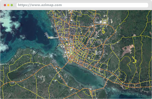 Integrate with Existing Infrastructure Features Azimap